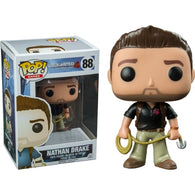 Funko Pop Uncharted #88 Nathan Drake