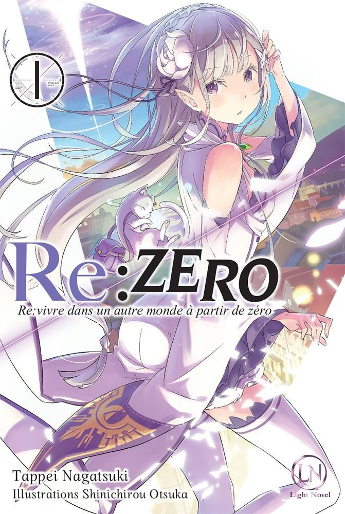 Re:Life in a different world from zero - Roman