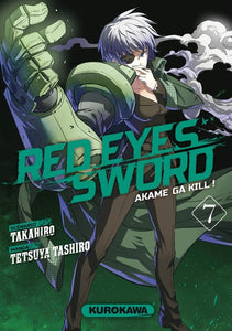 Red eyes sword - Akame ga Kill ! T07