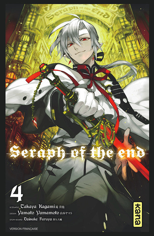 Seraph of the End T04