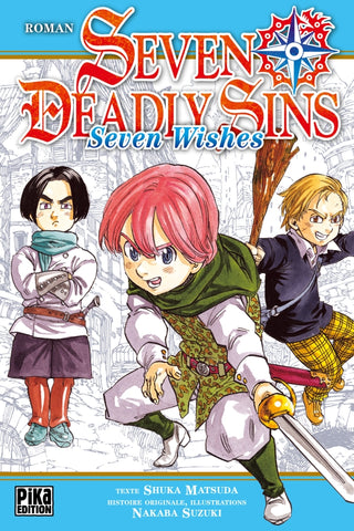 Seven deadly sins- Seven Wishes