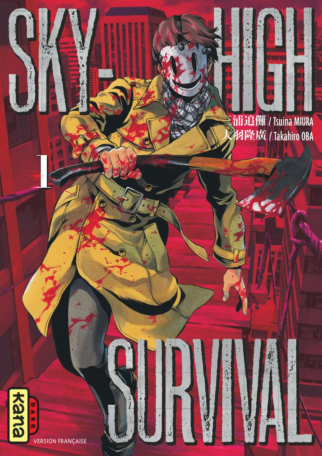Sky High Survival T01