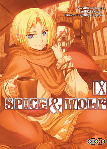 Spice and Wolf T09