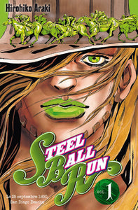 Jojo's bizarre adventure - Saison 7 - Steel Ball Run T01