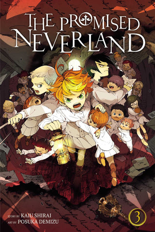 The Promised Neverland T03 EN