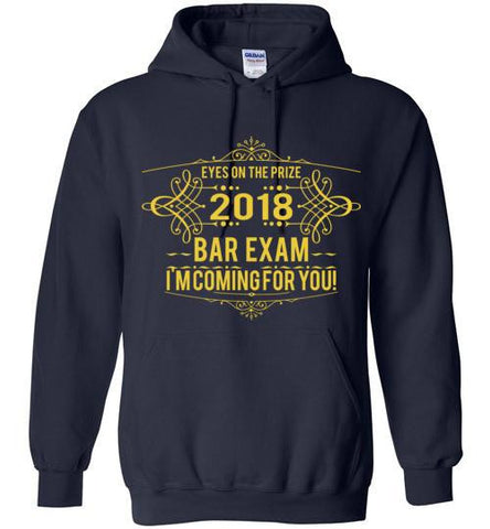 2018 Bar Exam Pullover Hoodie