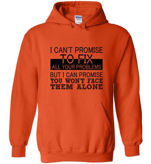Promise to Fix Pullover Hoodie