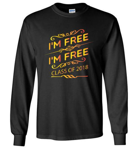 Graduating C/O 2018 Long Sleeve Tee