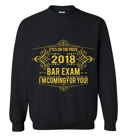 2018 Bar Exam Sweatshirt