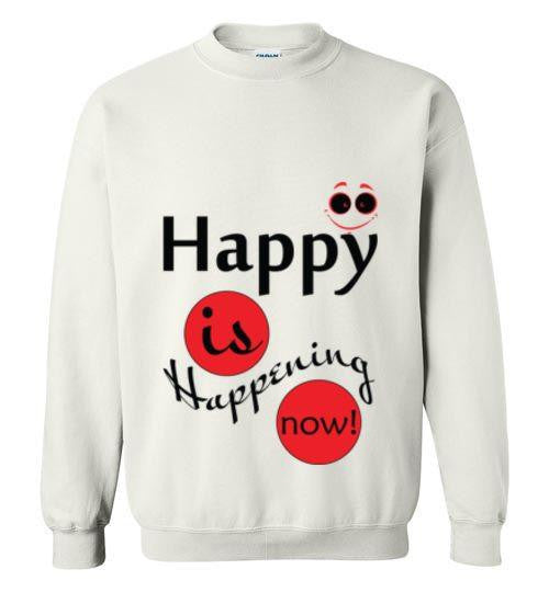 Happening Now Kids Sweatshirt