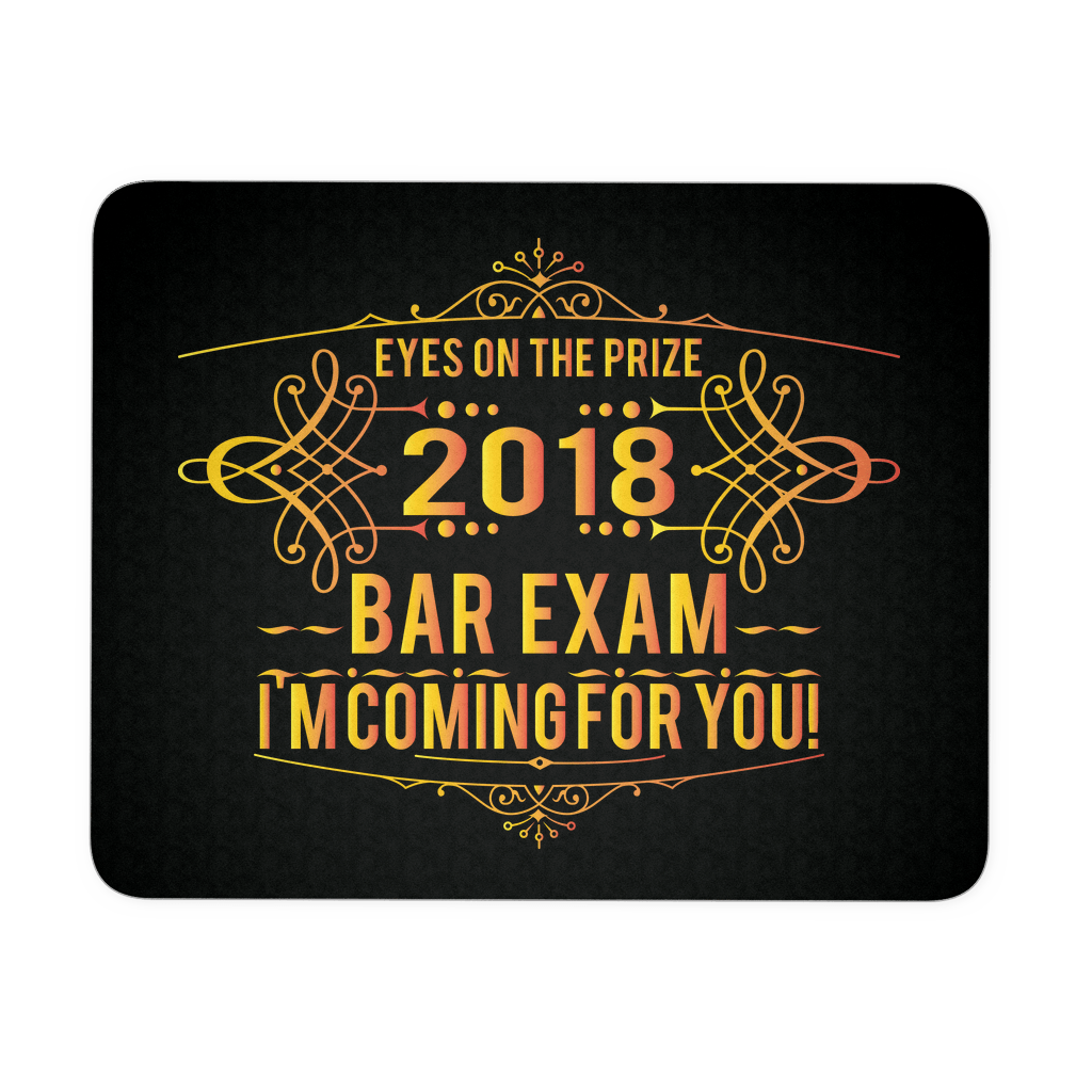 Eyes on the Prize 2018 Bar Exam Mouse Pads