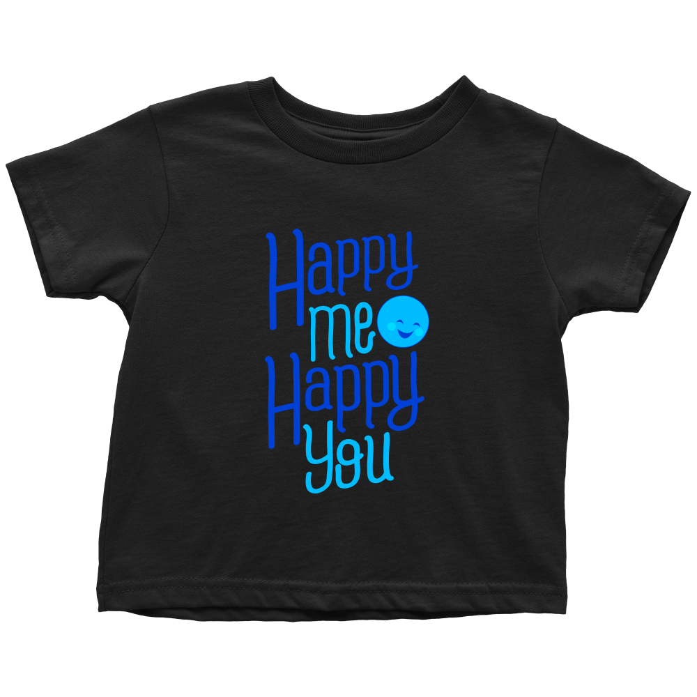 Happy Me Toddler Tee