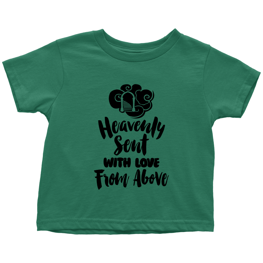 From Above Toddler Tee