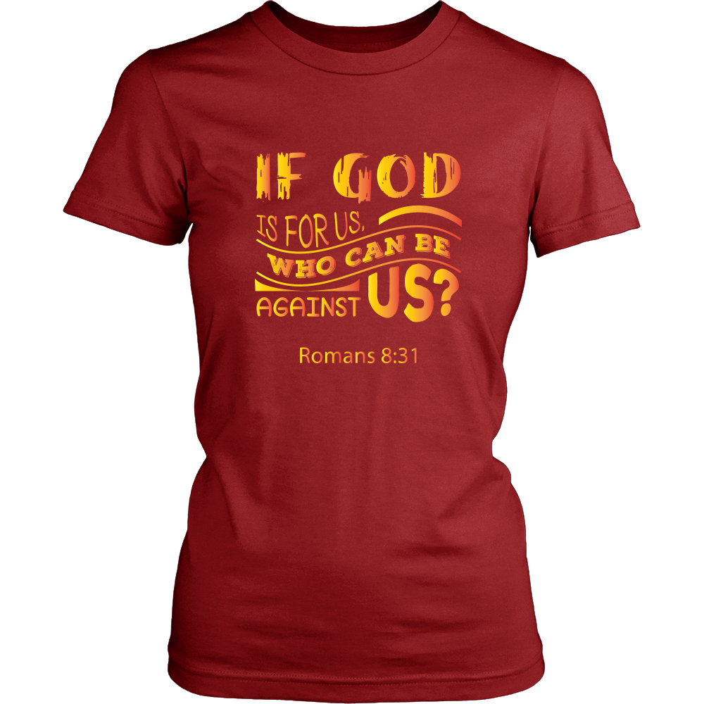 God is For Us Tee