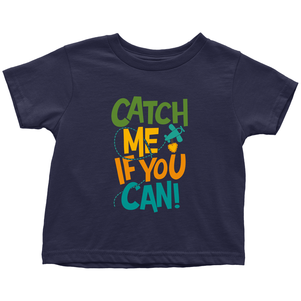 Navy Blue Infant T Shirts
