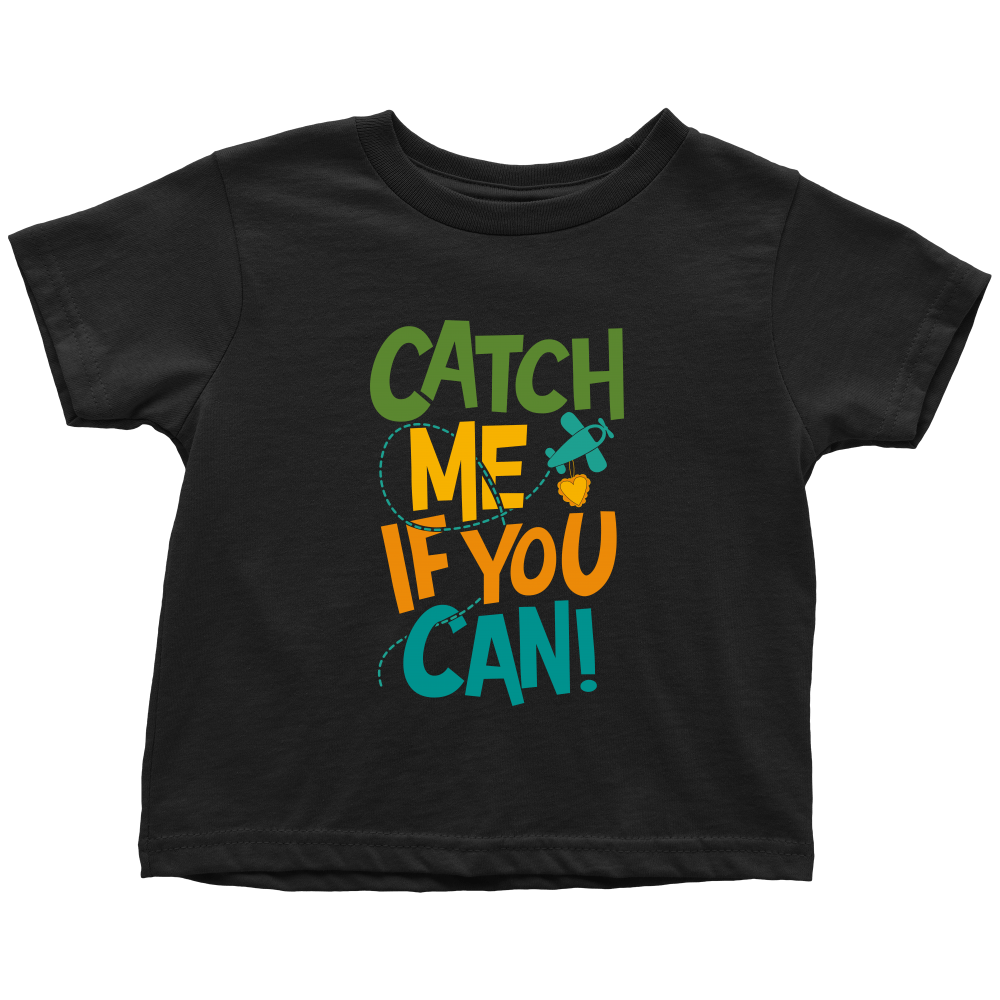 Catch Me Toddler Tee