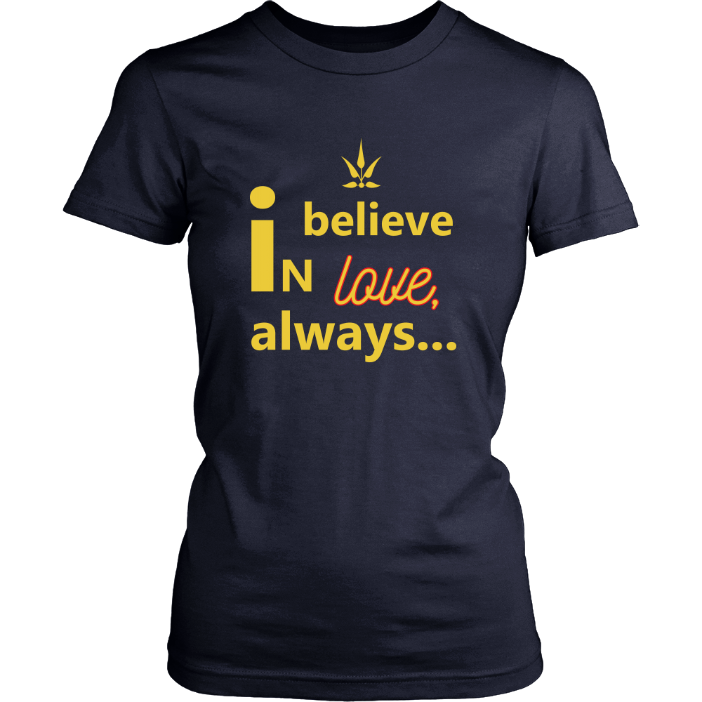 Believe in Love Tee