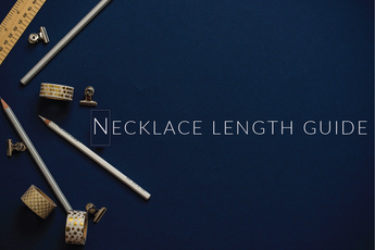 Your Necklace Length Guide