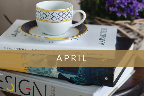 #TheReadingRoom: April's Roundup