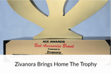 Zivanora Wins Bellafricana ACE Awards 2018