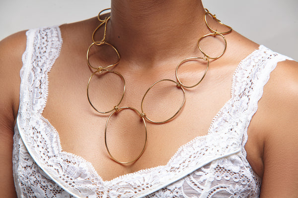 Pepita Links Necklace