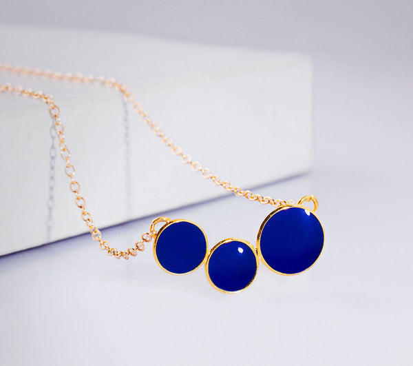 Culla Trio Necklace