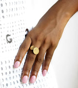 Essence Stacking Disc Rings