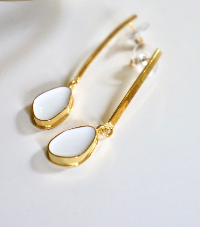 Pepita Gallant Drop Earrings