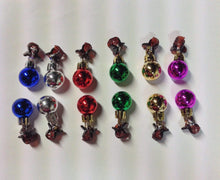 Beard Baubles Ornaments Clips Beard Clips Set of 12 - Beard Ornaments Quantum Beard Lights Beard Basics
