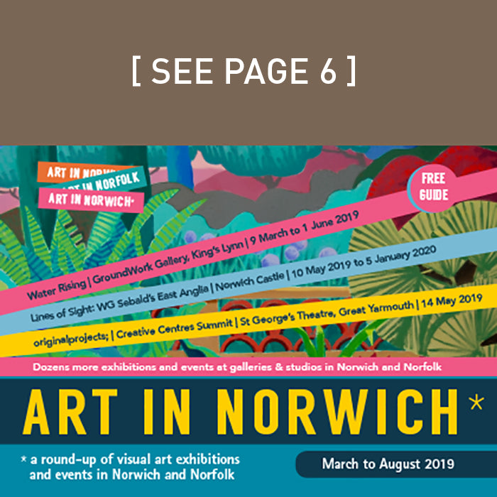 ART IN NORWICH – JUST PUBLISHED