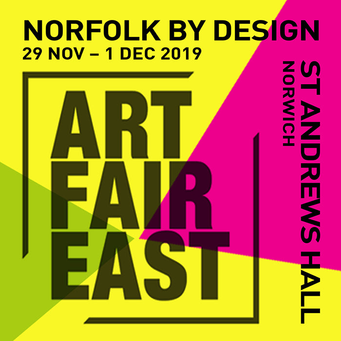 VISIT US AT ART FAIR EAST 2019 THIS NOVEMBER