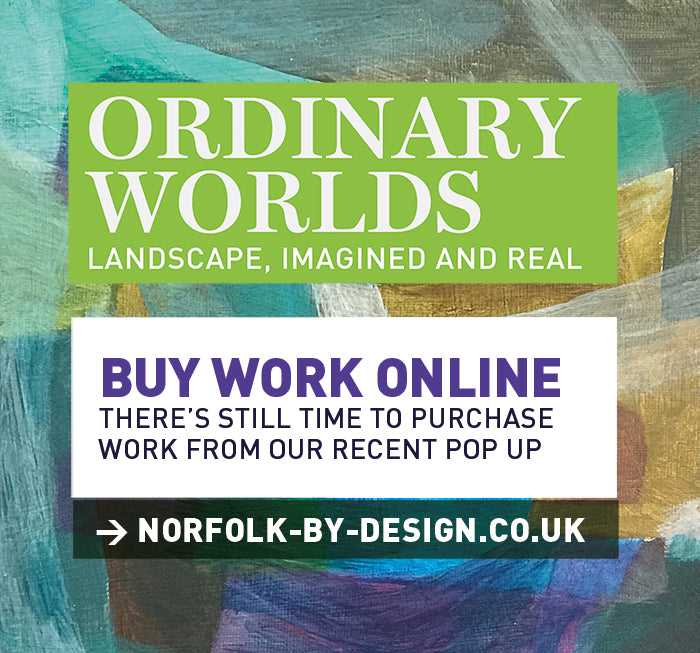 "ARTWORKS FROM ""ORDINARY WORLDS"" POP UP STILL AVAILABLE"