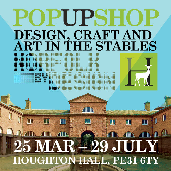 JUST OVER A MONTH BEFORE WE OPEN AT HOUGHTON HALL
