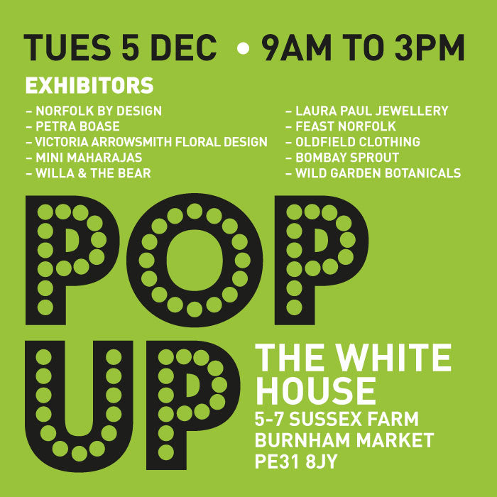 JOIN US AT THE WHITE HOUSE ON TUESDAY 5 DECEMBER