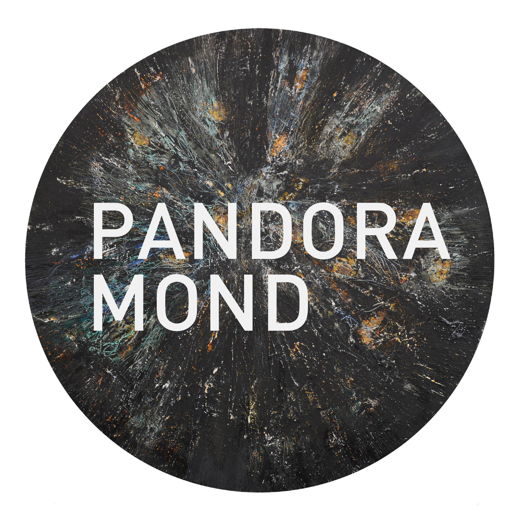 OUT OF THIS WORLD - EXOPLANET PAINTINGS BY PANDORA MOND
