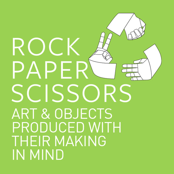 C&C's next exhibition will be Rock Paper Scissors