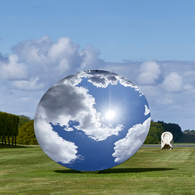 ANISH KAPOOR WILL OPEN AT HOUGHTON HALL 12 JULY