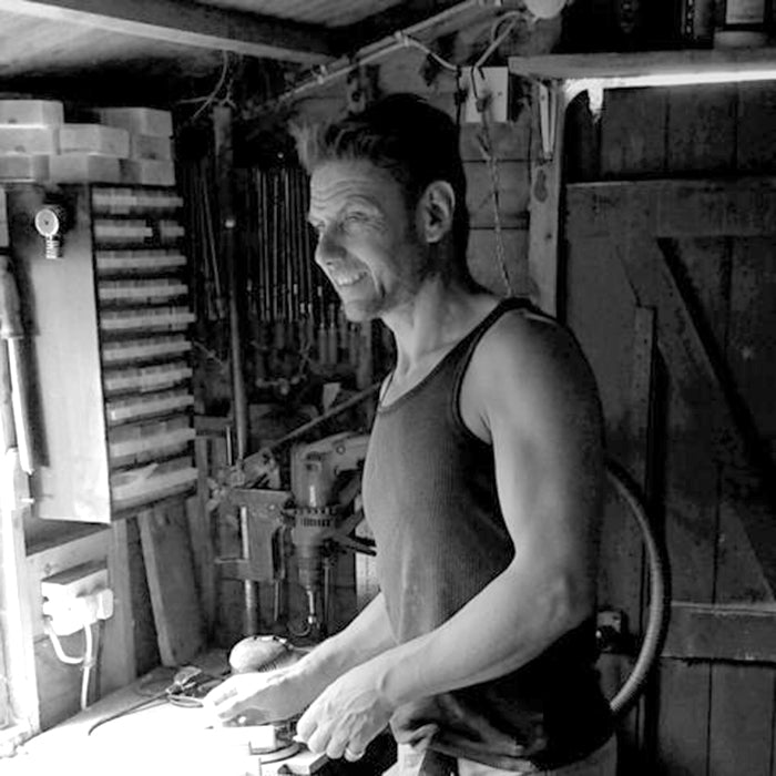 MEET TIM PLUNKETT, WOOD TURNER