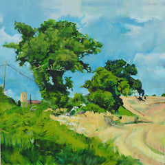 NORFOLK LANDSCAPES CAPTURED IN PASTEL, OIL AND ACRYLIC