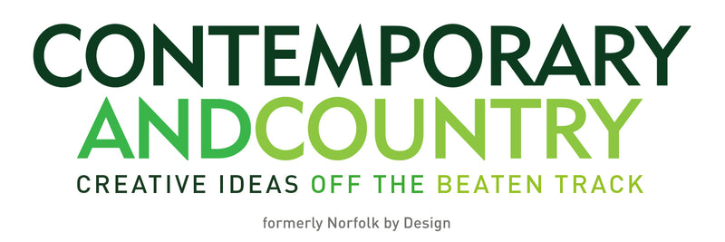 Championing the work of artists and designer-makers, Contemporary and Country produce exhibitions of work for sale by creative talents from Norfolk, Suffolk, Essex, Cambridgeshire and Northamptonshire