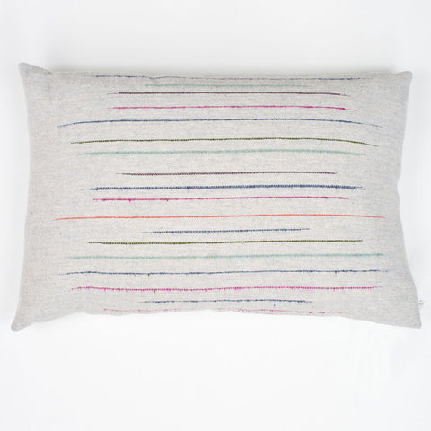 Chalkney Stripe Cushion