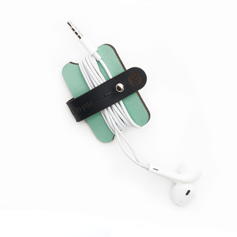 Cable Tidy - Peppermint