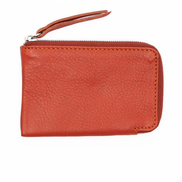 Day Zip Wallet - Orange