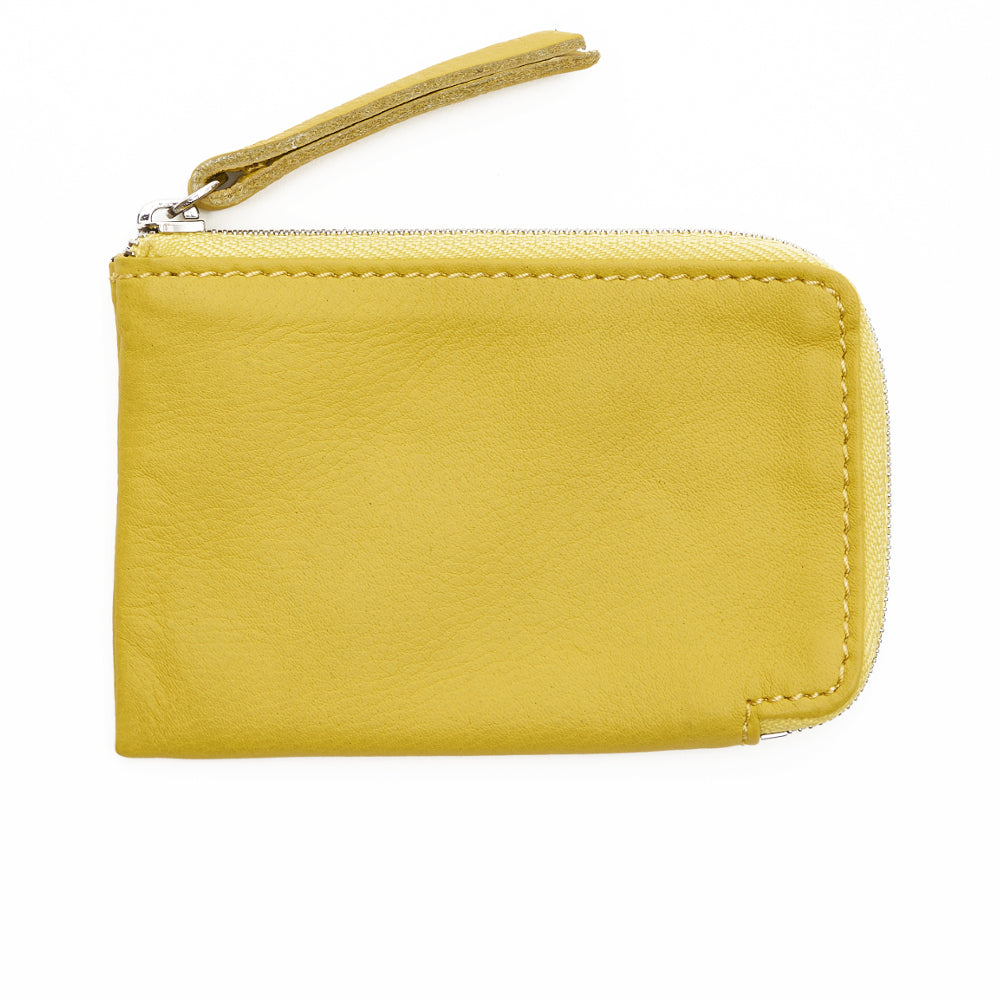 Day Zip Wallet - Yellow