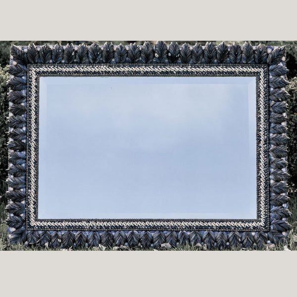 Mussel Shell Mirror, 100 x 80cm