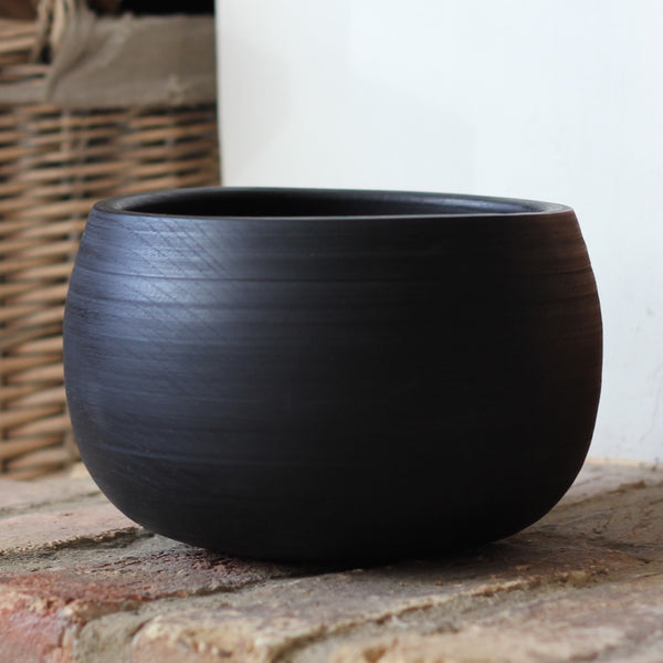 Ebonised Sweet Chestnut Vessel