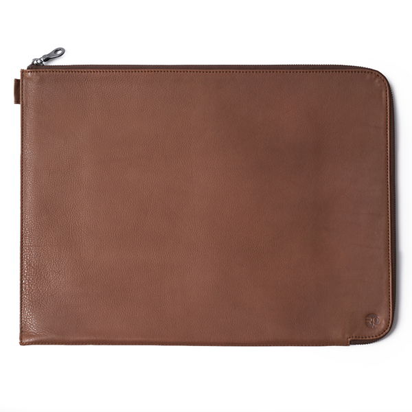 Luxury leather goods by Norfolk based designers Richings Greetham