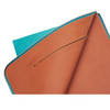 Folio Laptop Sleeve - Teal