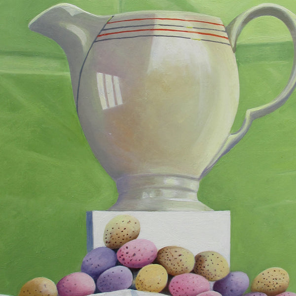 Jug and Mini Eggs