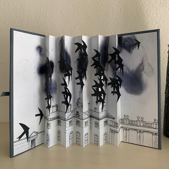Birdflight Book (Houghton Hall)